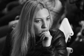 Марина Григорян, бывшая сотрудница МВД Грузии