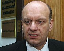Секретарь Совета Безопасности Грузии Александр Ломая. Фото: Давид Хизанишвили